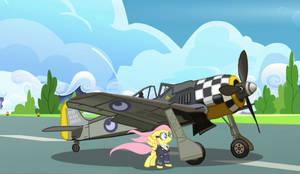 Fluttershy's Fw 190 A-5