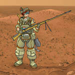 Space Boer