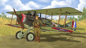 SPAD S.XIII - Boche Battlin' Belle