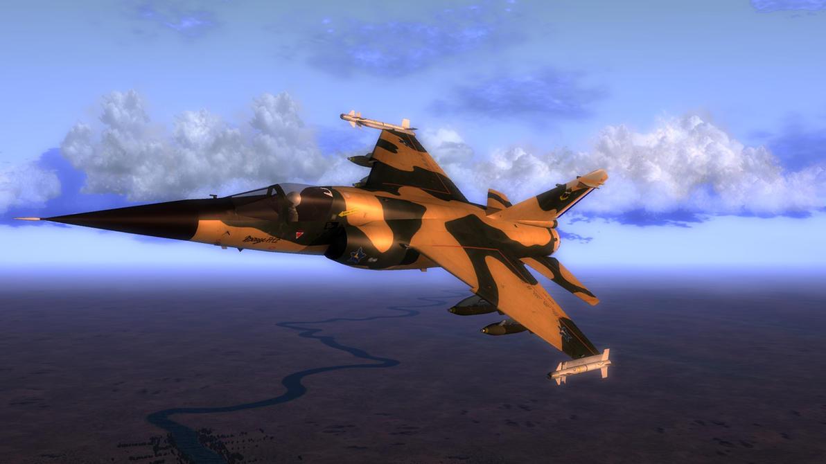 Mirage F1CZ by ColorCopyCenter
