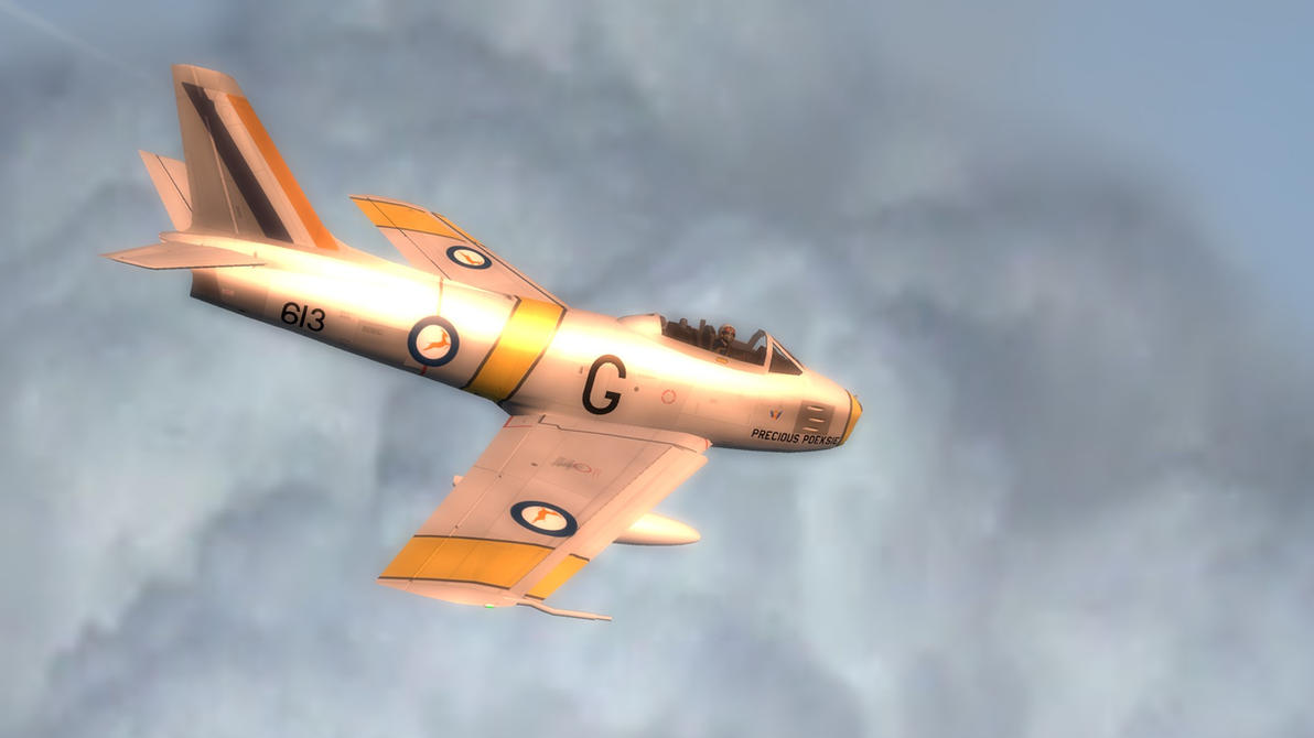 Soft Wing Sabre by ColorCopyCenter