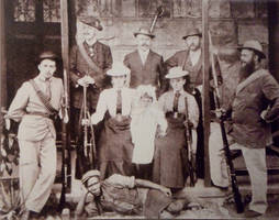A Boer family and their early Mauser collection
