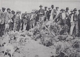 A Boer kommando in southern Argentina, 1912