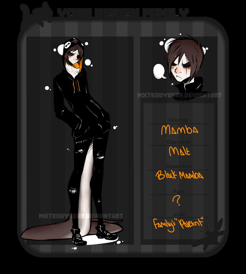 YHF: Mamba by MxTeddybear