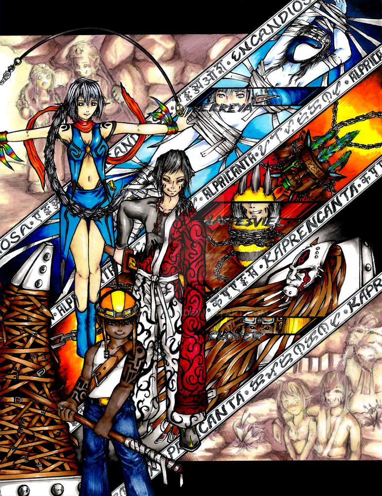 Tribeleaders of Nirvana by Magistrum