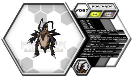 #087 Roachach by Magistrum