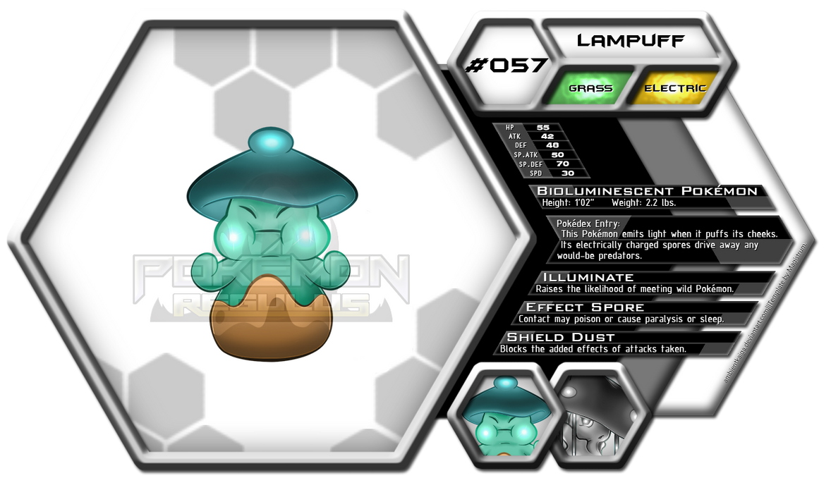 #057 Lampuff by Magistrum