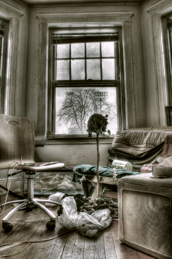 HDR Room