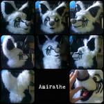 Amirathe Fursuit Head