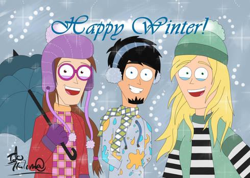 -Happy Winter-