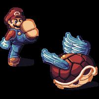 Mario by TJNihil
