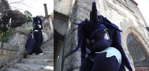 Princess Luna fursuit