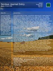Journal Concept