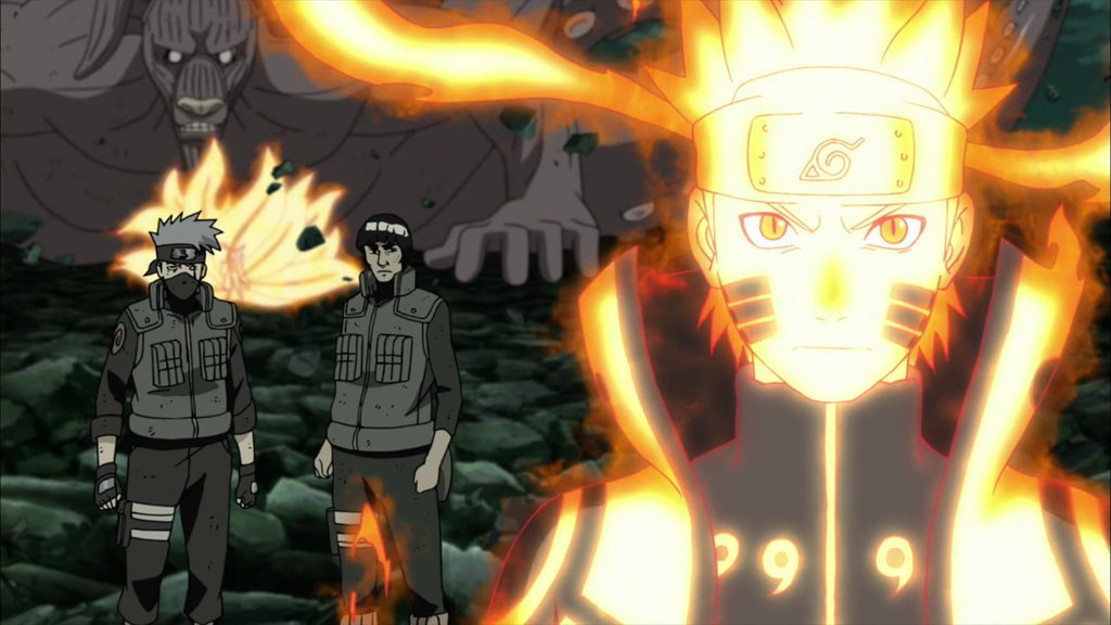 Naruto Shippuden Episode 344 Screenshots by Katashi1995 on