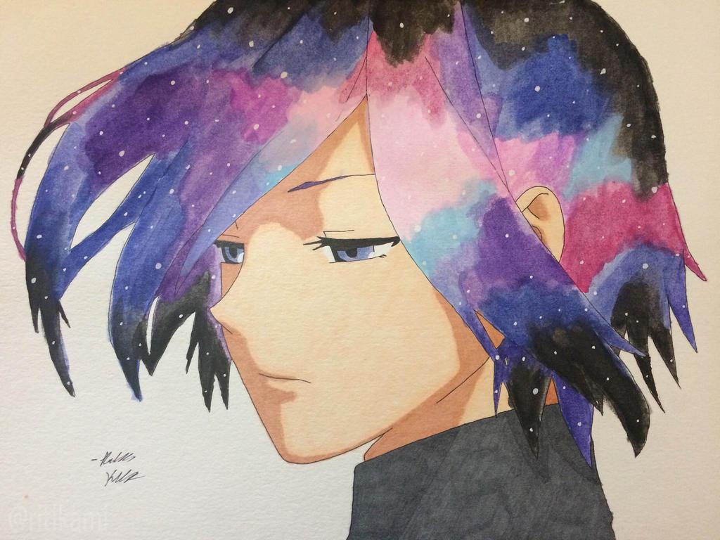 Touka Kirishima - Tokyo Ghoul By 18Ritikak On Deviantart-9973