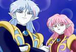 Alan and Ann in Sailor Moon Crystal by MrsUchimaki