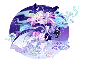 [Guest Auction] Feat: LunarAdopts [Closed!]