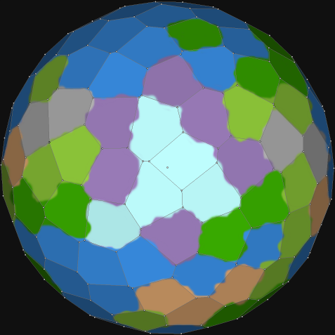 144-Tile Earth by AnonZytose
