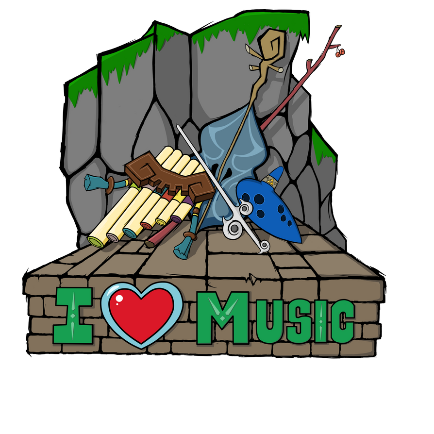 I Love Music 4 by yoshi1998
