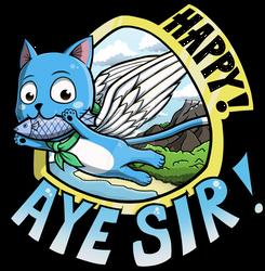 AYE SIR! Happy -FanArt