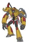 Transformers Prime - Razor Fang