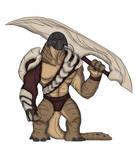 Stubby The Vaxasaurian