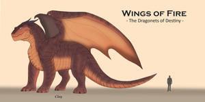 Dragonets of Destiny - Clay