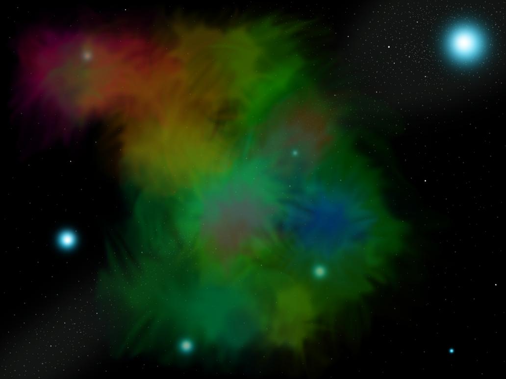 Nebula-ish by Clanker