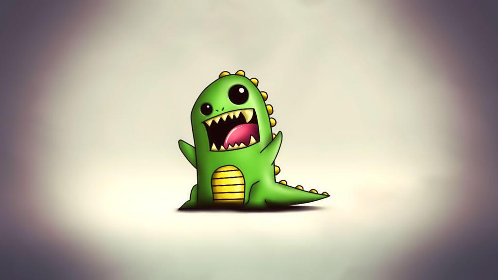 RAWR Dino by iFaze on DeviantArt