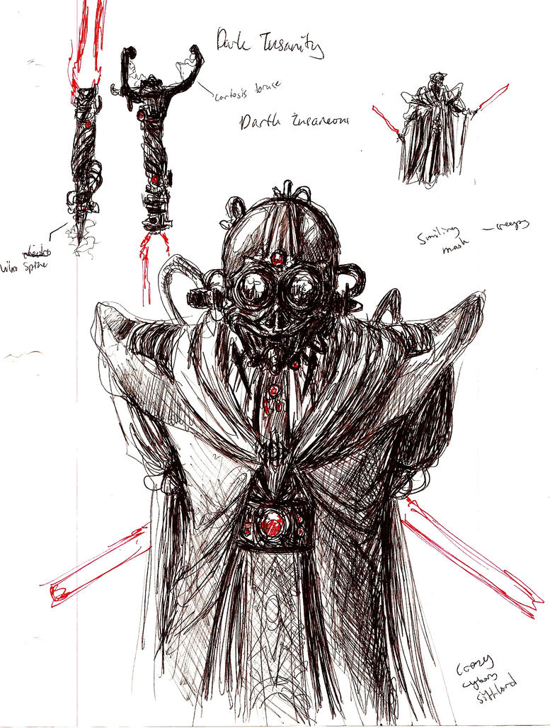 sith lord concept by greenboyblues
