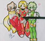 robo boyfriends by Im-Keyla-the-master