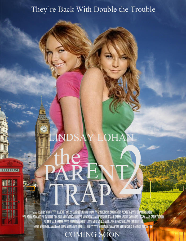 The Parent Trap 2 Poster by yinyang1195 on DeviantArt