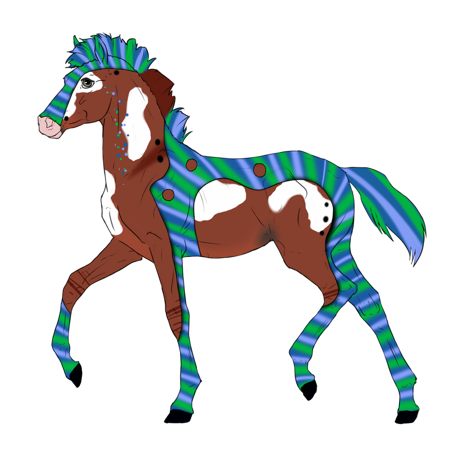 N2639 Padro Foal Design for Kandy918 by casinuba