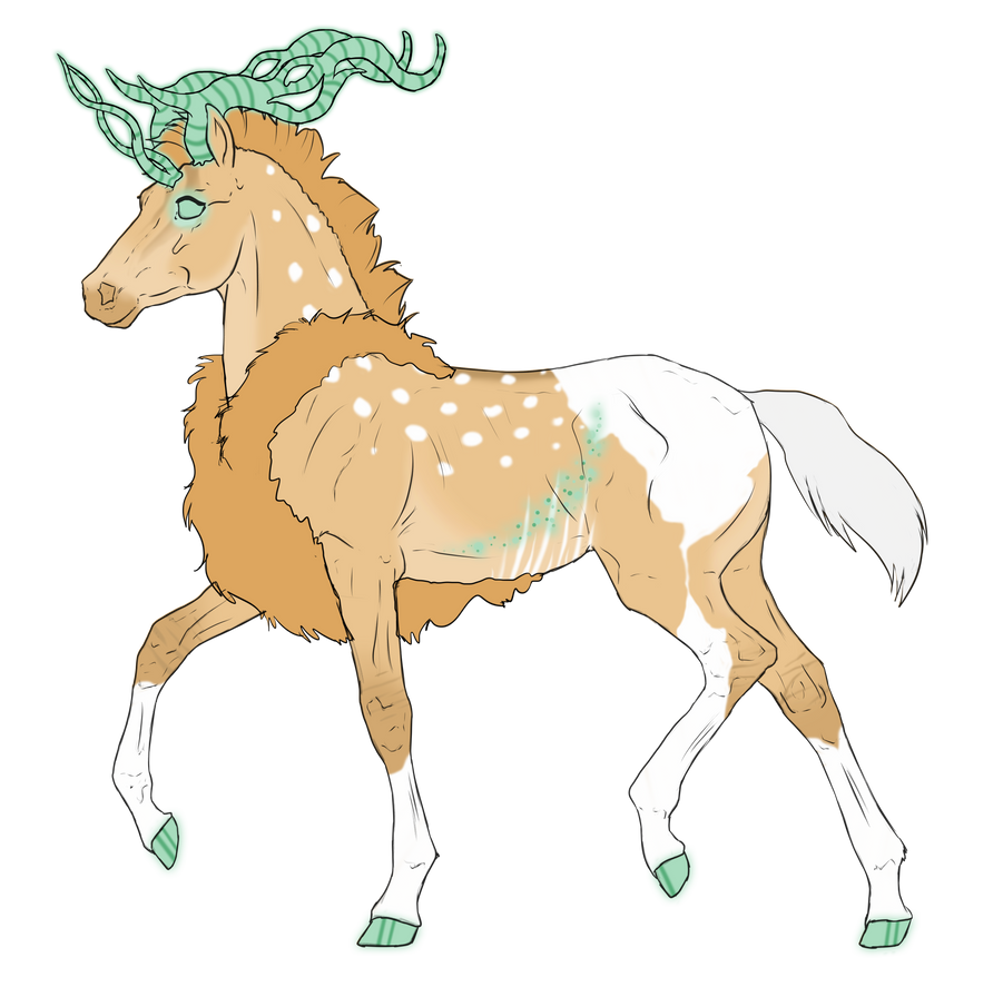 N2694 Padro Foal Design for RileyCasper by casinuba