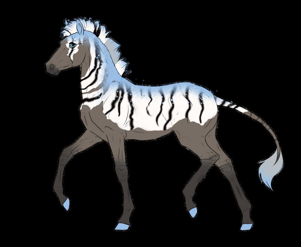 N2707 Padro Foal Design for DarkestNation by casinuba