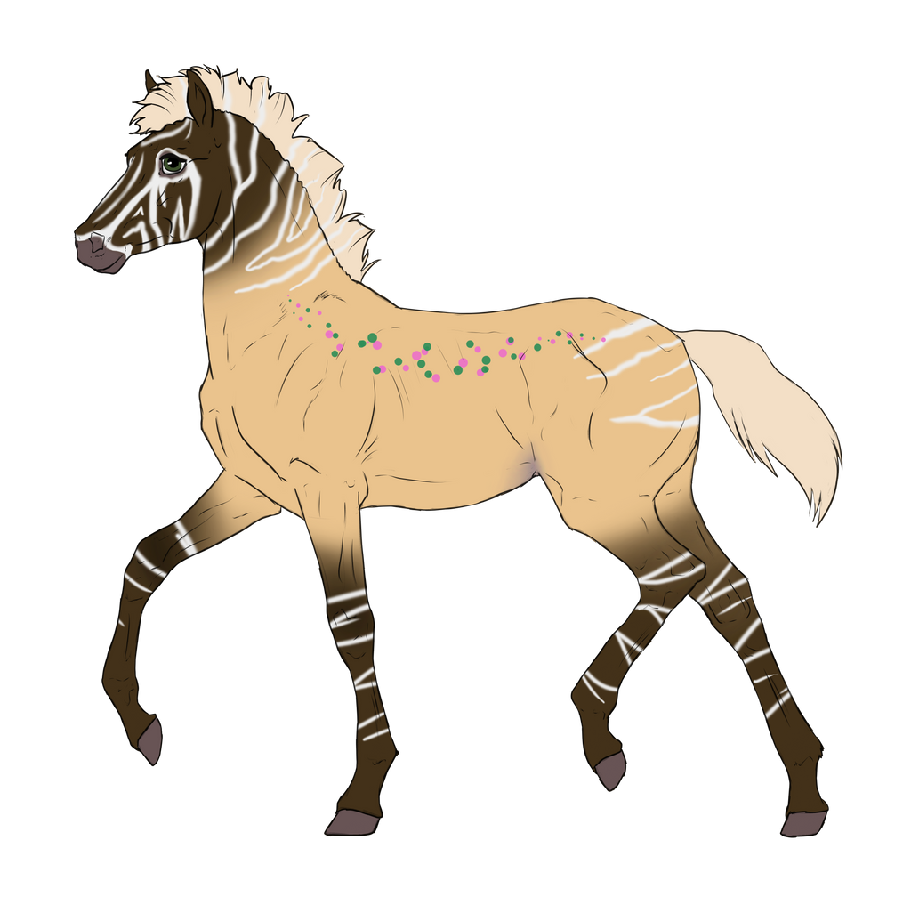 N2708 Padro Foal Design for DarkestNation by casinuba