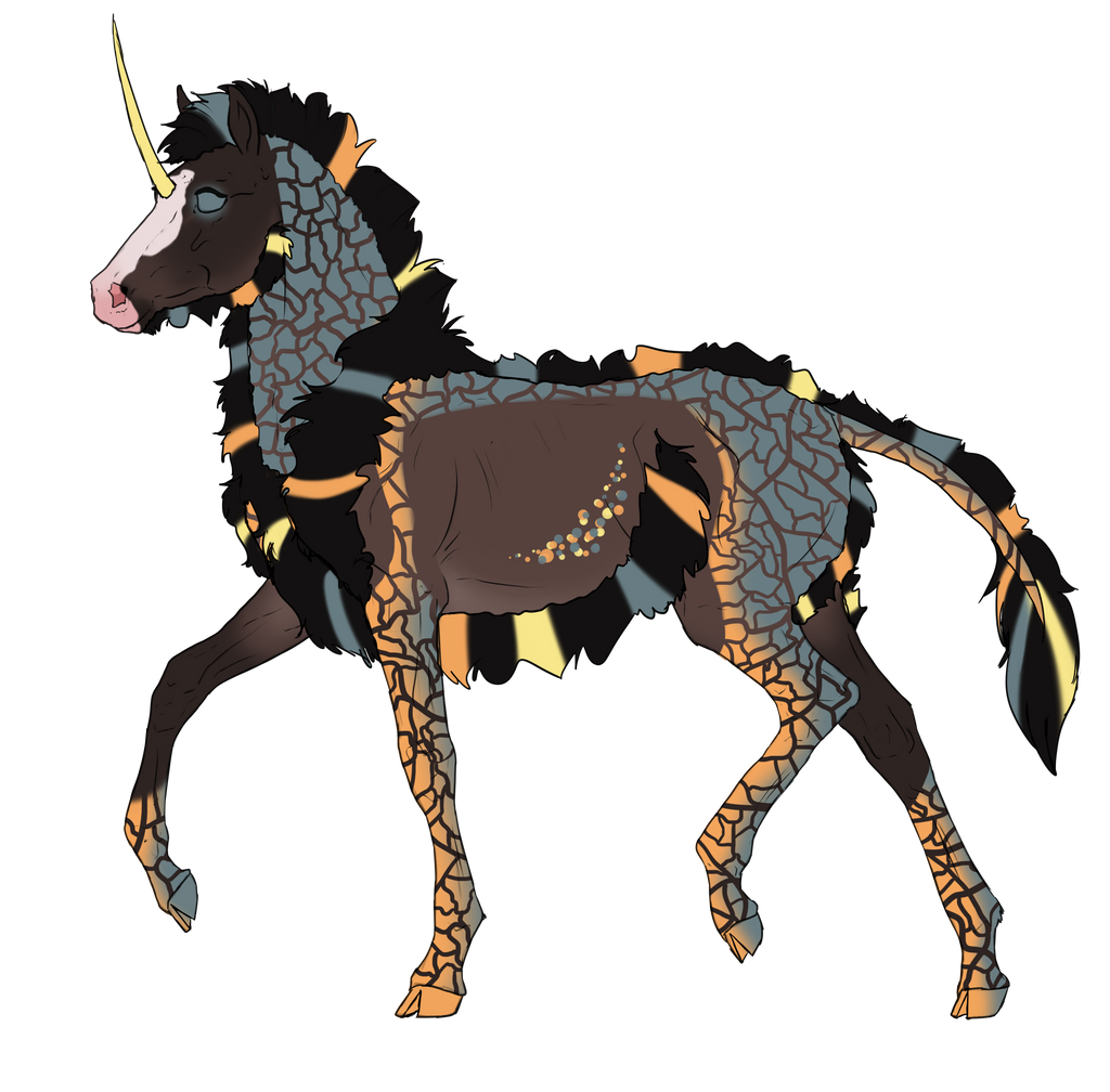 N2846 Padro Foal Design by casinuba