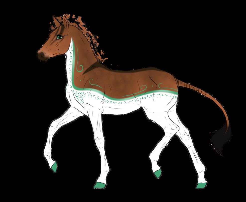 N2785 Padro Foal Design for KaitlyNicole by casinuba