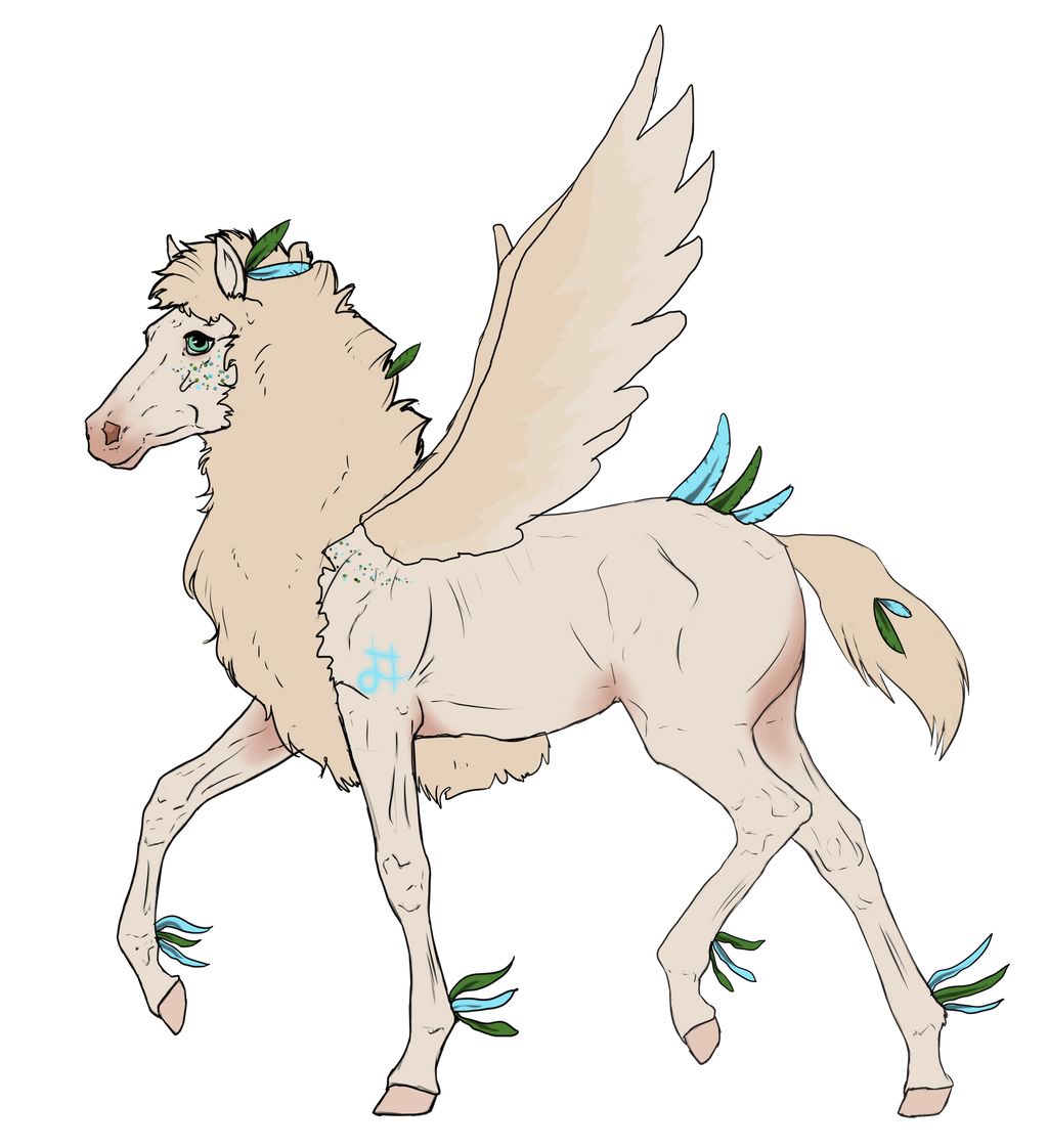 N2813 Padro Foal Design for DarkestNation by casinuba