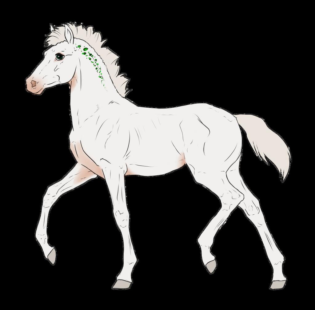 N2916 Padro Foal Design by casinuba