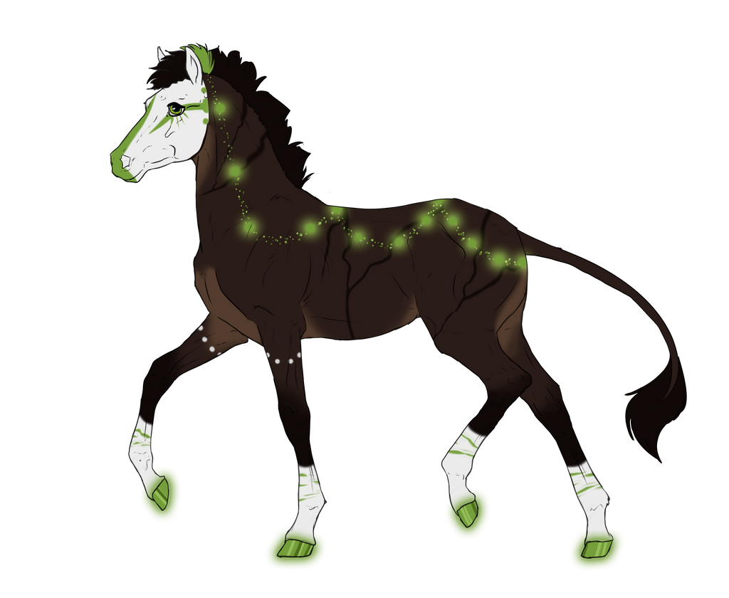 N2899 Padro Foal Design for SammieAsMagPie by casinuba