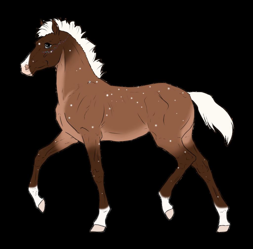 N2918 Padro Foal Design for DarkestNation by casinuba