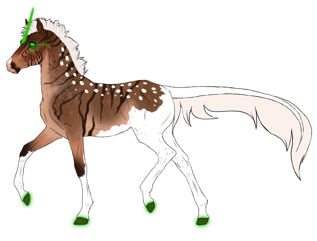 N2943 Padro Foal Design by casinuba