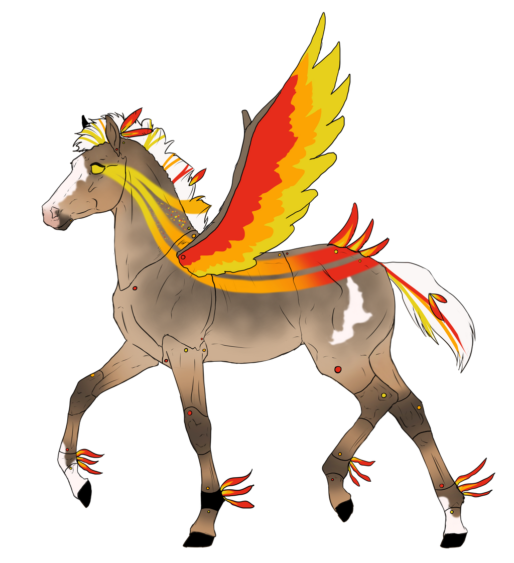N2911 Padro Foal Design for SammieAsMagPie by casinuba