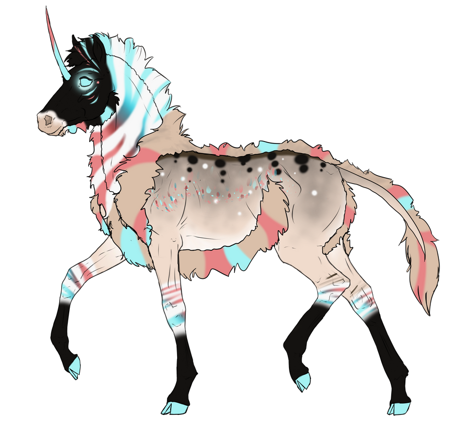 N2978 Padro Foal Design for HorseAdict by casinuba