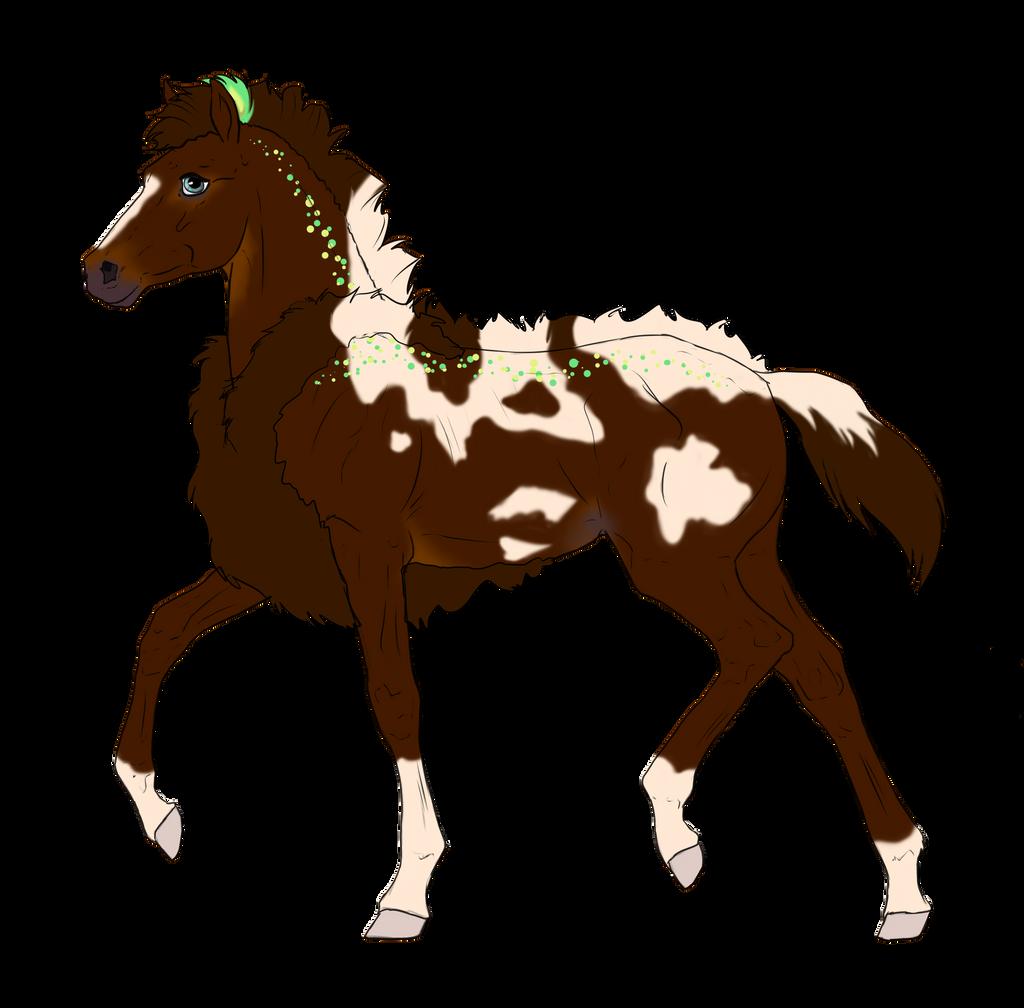 N2984 Padro Foal Design for DarkestNation by casinuba