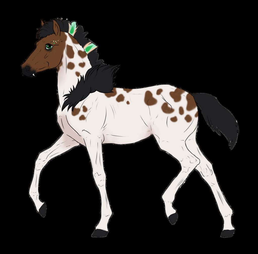 N2914 Padro Foal Design for KaitlyNicole by casinuba