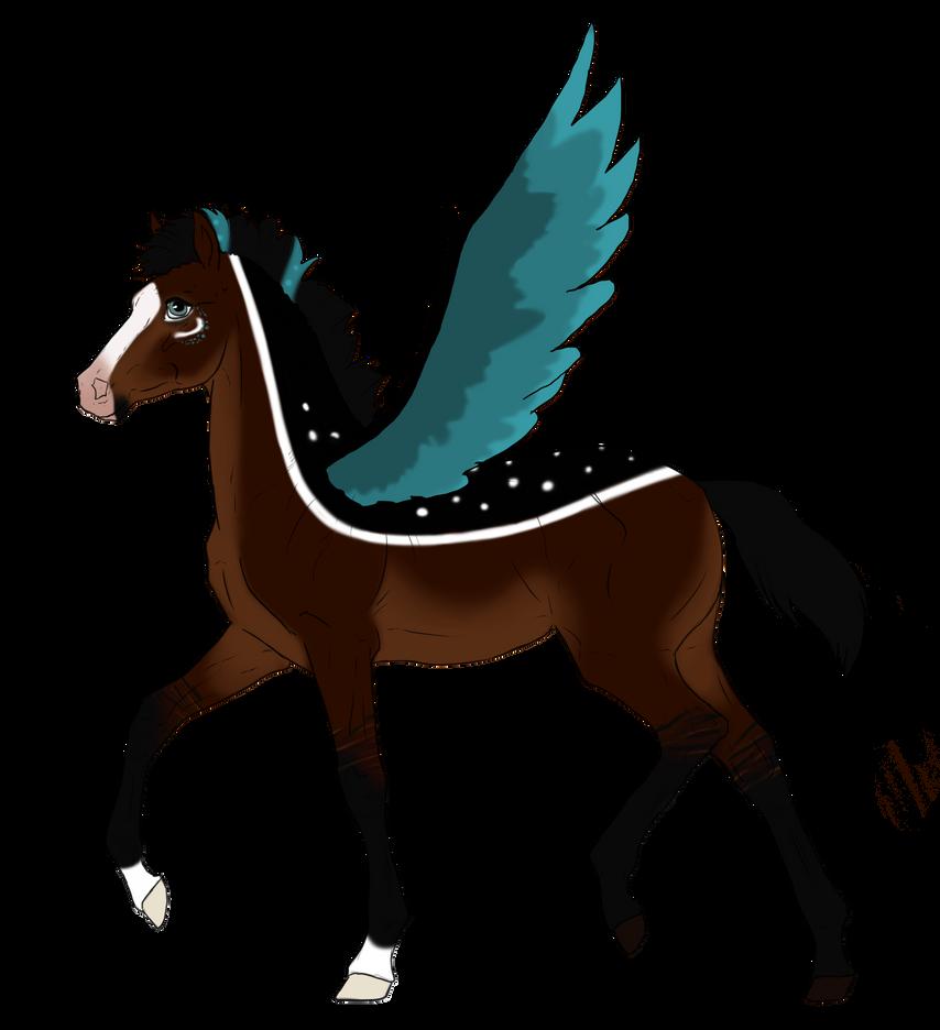 N2997 Padro Foal Design by casinuba