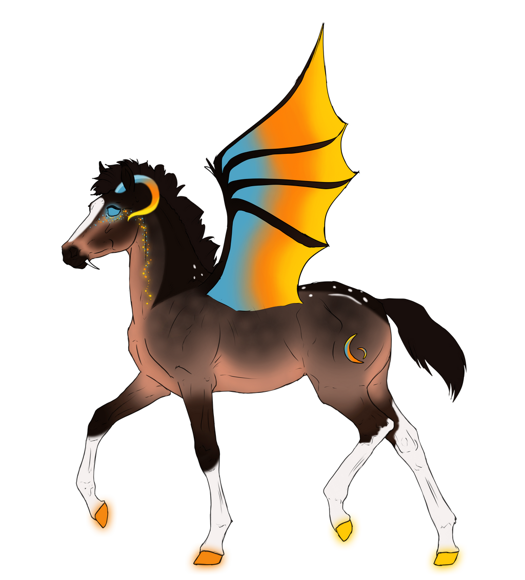 N3000 Padro Foal Design by casinuba