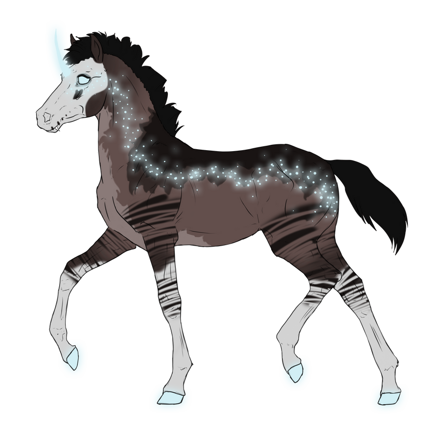 N2934 Padro Foal Design for MistMasquerade by casinuba